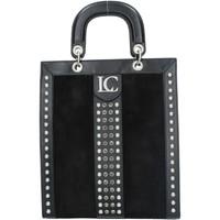 Borse Donna Tote bag / Borsa shopping La Carrie 192P-FA-140-SUP BLACK