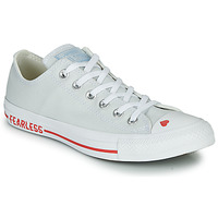 Scarpe Donna Sneakers basse Converse CHUCK TAYLOR ALL STAR LOVE CANVAS - OX White / Rosso