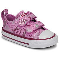 Scarpe Bambina Sneakers basse Converse CHUCK TAYLOR ALL STAR 2V UNDERWATER PARTY Rosa