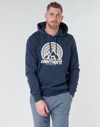 Abbigliamento Uomo Felpe Element SONATA Marine