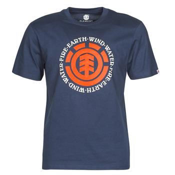 Abbigliamento Uomo T-shirt maniche corte Element SEAL Marine
