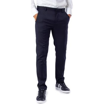 Abbigliamento Uomo Chino Selected 16066443 Blu