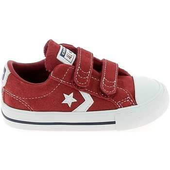 Scarpe Sneakers basse Converse Star Player 2V BB Rouge Rosso