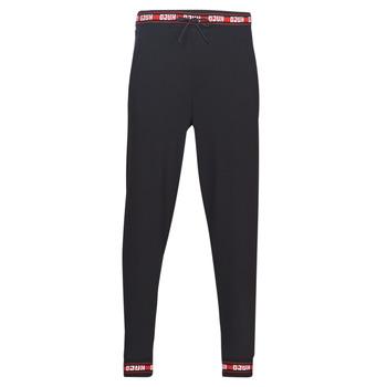 Abbigliamento Uomo Pantaloni da tuta HUGO DOAK 202 Nero / Rosso