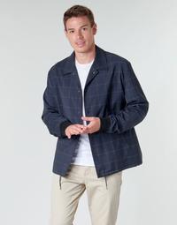 Abbigliamento Uomo Giubbotti BOSS UROQ2022 Marine