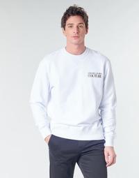 Abbigliamento Uomo Felpe Versace Jeans Couture B7GVA7FB Bianco