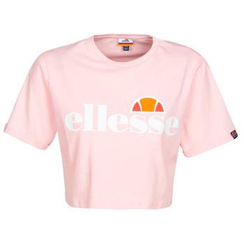 Abbigliamento Donna T-shirt maniche corte Ellesse ALBERTA Rosa