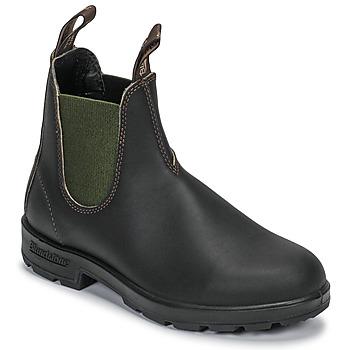 Scarpe Stivaletti Blundstone ORIGINAL CHELSEA BOOTS 519 Marrone / Kaki