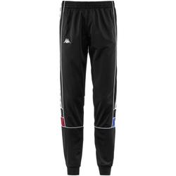 Abbigliamento Bambino Pantaloni da tuta Kappa - Pantalone nero 303LP70-A39 NERO