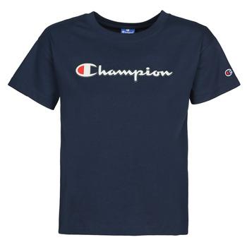 Abbigliamento Donna T-shirt maniche corte Champion KOOLATE Marine