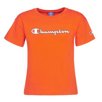 Abbigliamento Donna T-shirt maniche corte Champion KOOLATE Rosso