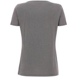 Abbigliamento Donna T-shirt maniche corte Freddy T-Shirt Donna Life Style Grigio