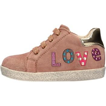 Scarpe Bambina Sneakers alte Falcotto - Sneaker rosa CRYSTAL ROSA