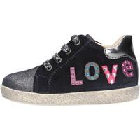 Scarpe Bambina Sneakers basse Falcotto - Sneaker blu CRYSTAL BLU
