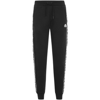 Abbigliamento Bambino Pantaloni da tuta Kappa - Pantalone nero 304KPN0 J-929 NERO