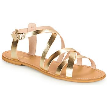 Scarpe Donna Sandali So Size IDITRON Oro