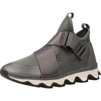 Scarpe Donna Sneakers alte Sorel KINETIC SNEAK Argento
