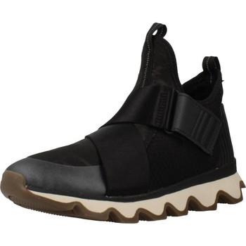 Scarpe Donna Sneakers alte Sorel KINETIC SNEAK Nero