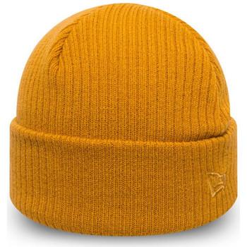 Accessori Uomo Berretti New-Era Lightweight cuff knit newera Nero