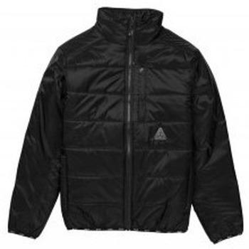 Abbigliamento Uomo Piumini Huf Giacca Geode Puffy Jacket - Black Nero