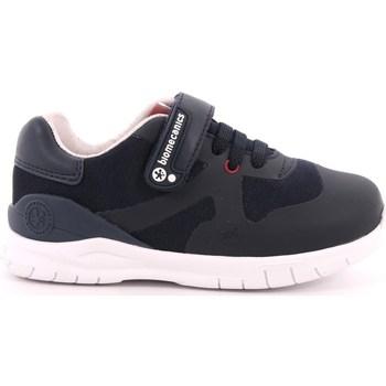 Scarpe Unisex bambino Sneakers basse Biomecanics 59 - 191192 Blu