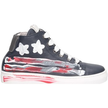 Scarpe Unisex bambino Sneakers basse Kool C203.33 Sneakers Bambino Blu Blu