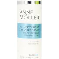 Bellezza Donna Antietà & Antirughe Anne Möller Blockâge 24h Moisturizing Defense Cream