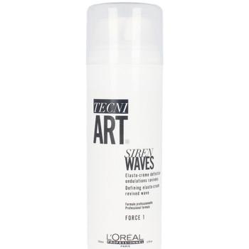 Bellezza Maschere &Balsamo L'oréal Tecni Art Siren Waves V034  150 ml