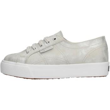 Scarpe Bambino Sneakers basse Superga - Sneaker argento S00FPE0 2730 972 ARGENTO