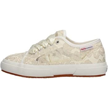 Scarpe Bambina Sneakers basse Superga - Sneaker beige S00FM10 2750 936 BEIGE