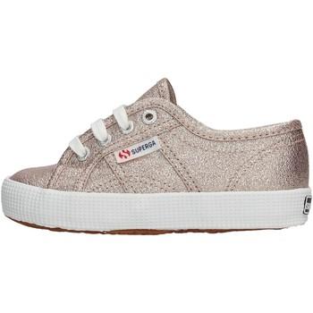 Scarpe Bambina Sneakers basse Superga - Sneaker rosa S002J20 2750 941 PLATINO