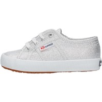 Scarpe Bambino Sneakers basse Superga - 2750 lamej grigio S002J20 2750 031 ARGENTO