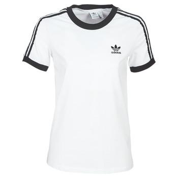 Abbigliamento Donna T-shirt maniche corte adidas Originals 3 STR TEE Bianco