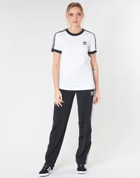 Abbigliamento Donna Pantaloni da tuta adidas Originals FIREBIRD TP Nero