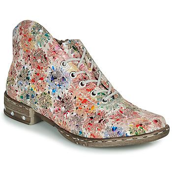 Scarpe Donna Stivaletti Rieker LOKTOS Multicolore