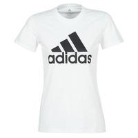 Abbigliamento Donna T-shirt maniche corte adidas Performance BOS CO TEE Bianco