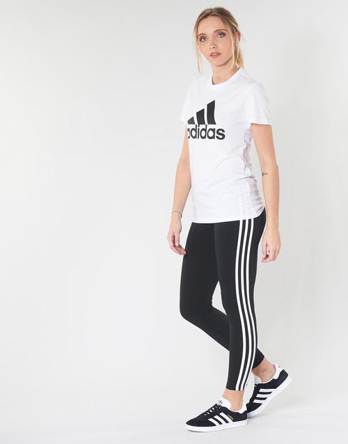 Adidas Performance Bos Co Tee Bianco - Consegna Gratuita- Abbigliamento T-shirt Maniche Corte Donna 2121