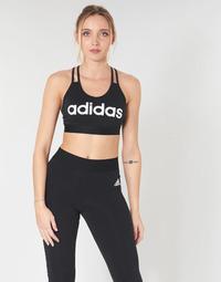 Abbigliamento Donna Reggiseno sportivo adidas Performance E BT Nero
