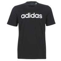 Abbigliamento Uomo T-shirt maniche corte adidas Performance E LIN TEE Nero