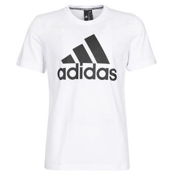 Abbigliamento Uomo T-shirt maniche corte adidas Performance MH BOS Tee Bianco