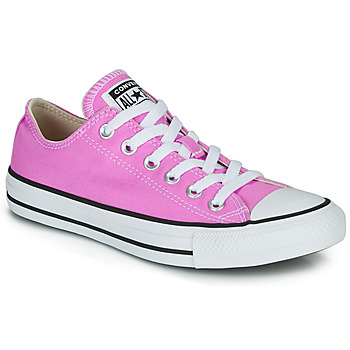 Scarpe Donna Sneakers basse Converse Chuck Taylor All Star Seasonal Color Rosa