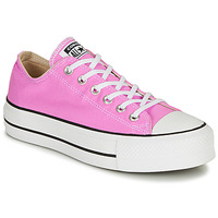 Scarpe Donna Sneakers basse Converse Chuck Taylor All Star Lift Seasonal Color Rosa