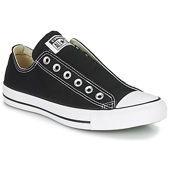 Scarpe Donna Slip on Converse CHUCK TAYLOR ALL STAR SLIP CORE BASICS Nero