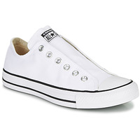 Scarpe Donna Slip on Converse CHUCK TAYLOR ALL STAR SLIP CORE BASICS Bianco