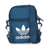Borse Pochette / Borselli adidas Originals FEST BAG TREF Blu / Marine / Nuit