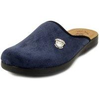 Scarpe Uomo Pantofole Fly Flot Pantofole blu scuro