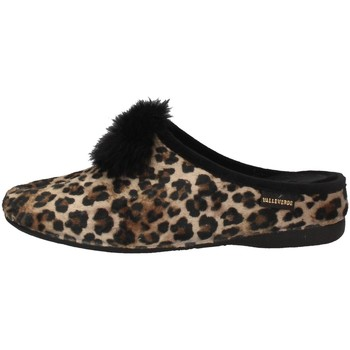 Scarpe Donna Pantofole Valleverde 22143 MACULATO
