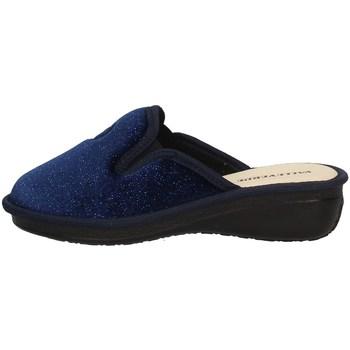 Scarpe Donna Pantofole Valleverde 37207 BLU
