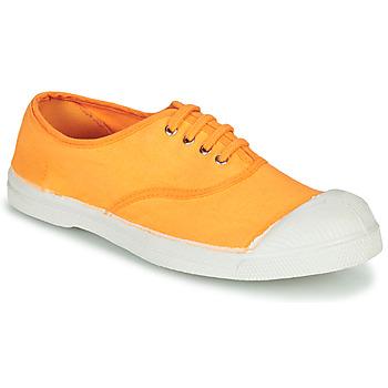 Scarpe Donna Sneakers basse Bensimon TENNIS LACET Arancio