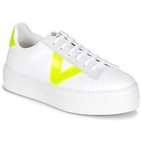 Scarpe Donna Sneakers basse Victoria BARCELONA LONA Bianco
